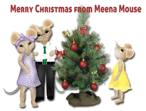 Merry Christmas Meena