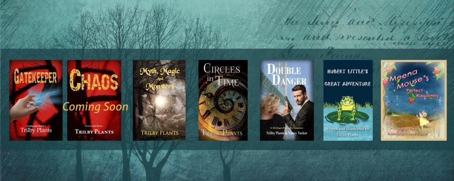 Book Banner w books